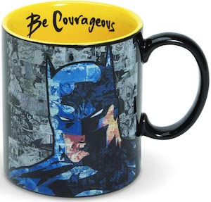 Batman Comics Mug