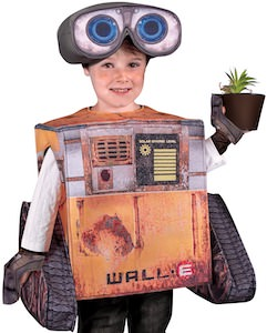 Kids Wall-E Halloween Costume