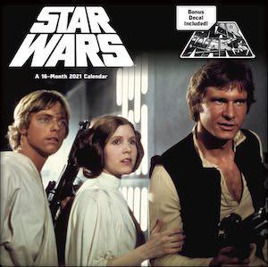 2021 Star Wars Calendar