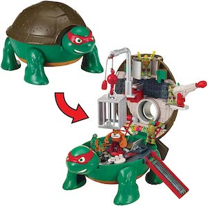 TMNT Raphael's Pet To Play Set