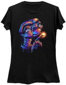 E.T. In Full Color T-Shirt