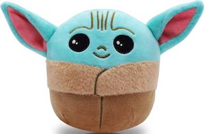 Star Wars Baby Yoda Plush