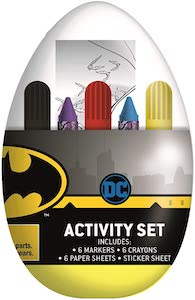 Batman Easter Egg Activity Set