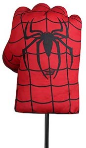 Spider-Man Fist Golf Club Head Cover