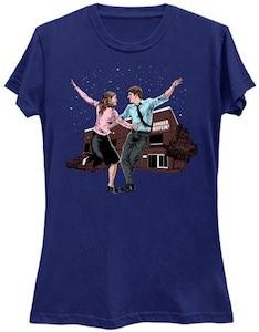 Pam And Jim Dancing T-Shirt