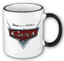 Cars Logo Mug