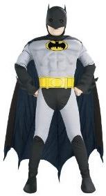 Batman Costume For A Child