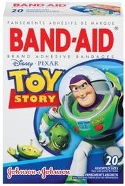 Toy Story Band-Aids