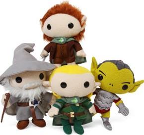 Lord Of The Rings Mini Plush