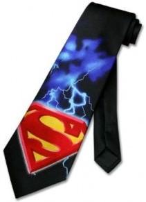 Superman Necktie