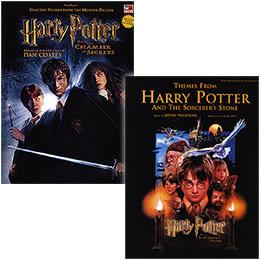 Harry Potter Sheet Music Set