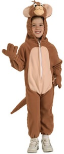 Tom And Jerry Fans will love this Jerry the mouse costume. Great for Halloween