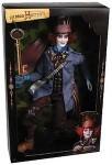 Alice in Wonderland Mad Hatter Barbie doll