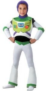 Toy Story Buzz Lightyear Kids Costume