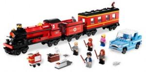 Hogwart's Express LEGO Set