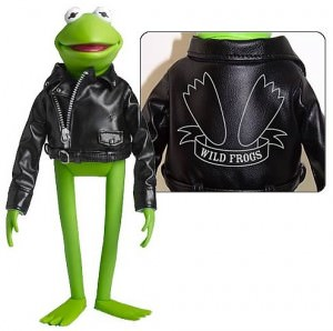Kermit The Frog Wild Frog Doll