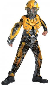 Transformers Bumblebee Kids Deluxe Costume