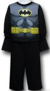 Batman Kids Pajamas And Cape