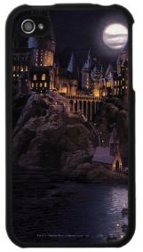 Hogwarts Boats To Castle iPhone 4S Case