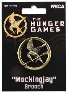 The Hunger Games Mockingjay Pin
