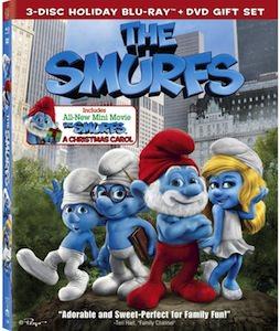 The Smurfs Movie Holiday Bundle
