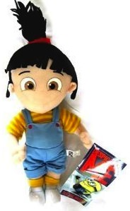 Plush of Agnes from Despicable Me