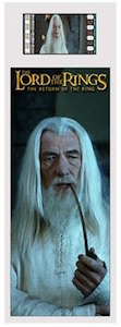 Lord Of The Rings Gandalf Film Cel Bookmark