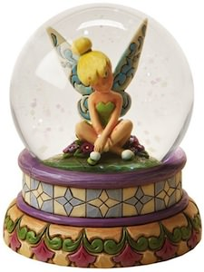 Disney Tinker Bell Snow Globe by Jim Shore