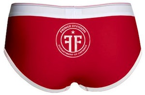 Fringe Division Women's Underwear