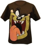 Looney Tunes Tasmanian Devil T-Shirt