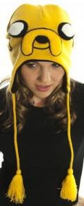 Adventure Time Jake Lapland Beanie Hat