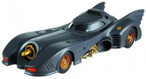 Batman Batmobile Hot Wheels Die-Cast