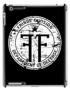 Fringe Logo iPad Case