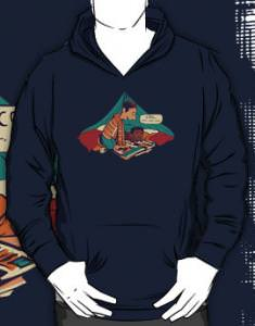 Troy and Abed's Cool Adventures Hoodie