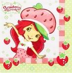 Strawberry Shortcake Napkins