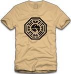 Dharma The Swan Logo T-Shirt