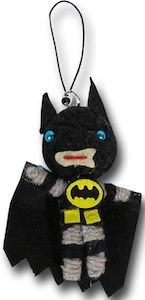 Batman String Doll Key Chain