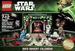 LEGO Star Wars Advent Calendar 2013
