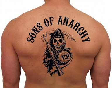 Sons of anarchy tattoo