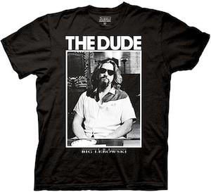 The Big Lebowski The Dude T-Shirt