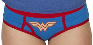Wonder Woman Undies