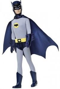 Batman Ken Barbie Doll