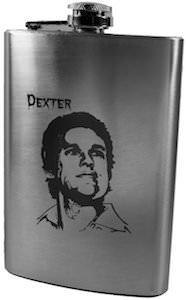 Dexter Morgan hip Flask