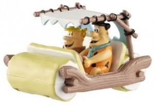 Flintstones Die-Cast Flintmobile