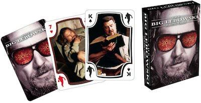 The Big Lebowski Playing Cards