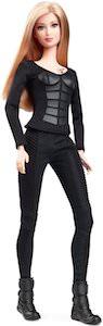 Divergent Tris Prior Barbie doll