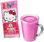 Hello Kitty Hot Chocolate