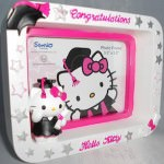 Hello Kitty Graduation Picture Frame