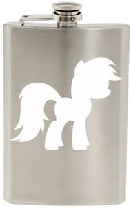 My Little Pony Flask