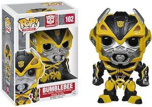 Transformers Bumblebee Pop Vinyl Figurine
